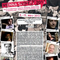 Vienna Saxfest 2013