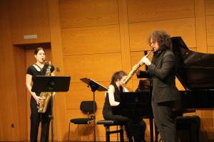 <!--:de-->Mittagskonzert der Saxophonklasse<!--:--><!--:en-->Afternoon-concert of Saxophone class<!--:--><!--:SL-->popoldanski koncert saksofonistov<!--:--> @ Kleiner Konzertsaal, Gasteig | Grünwald | Bayern | Germany